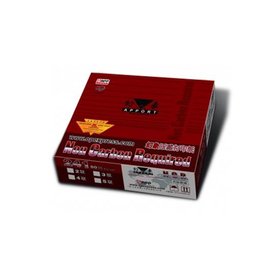 APP幻象压感打印纸241381整箱批发规格齐全