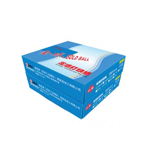 APP金球牌电打压感打印纸1200页241381批发